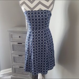 The Limited Strapless Dress